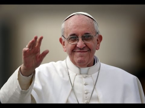 Pope Francis Caught on Video Performing Exorcism?