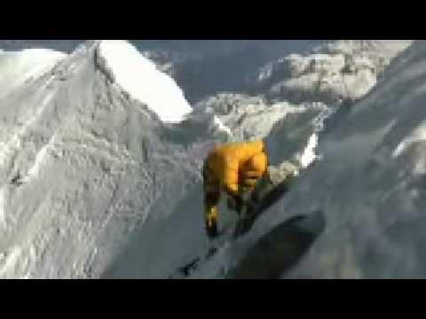 Makalu 1st Summit In Winter 2008-09 video