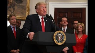 Trump Guts Obamacare With Executive Order