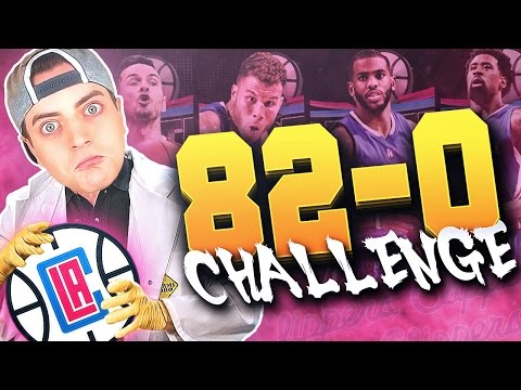 THE 82-0 CHALLENGE : Los Angeles Clippers!! Is Doc The Worst GM Today?! NBA 2K16 MyLeague Rebuild!