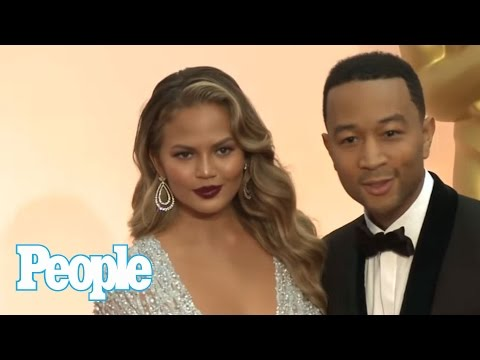 Chrissy Teigen Reveals Beauty Advice John Legend Gave Her | People Now
