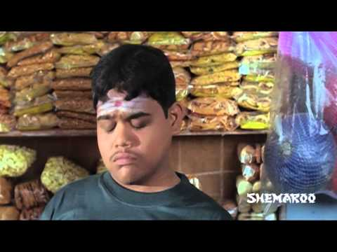 Manchi Mitrulu Comedy Scenes - Shop owner trying to impress...
