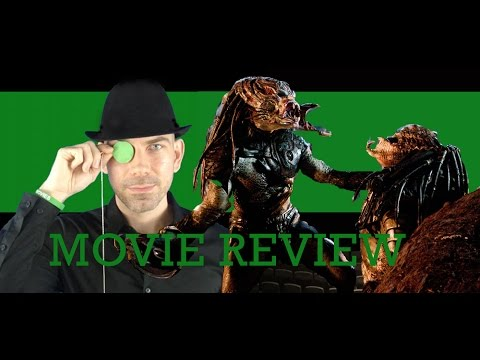 Predators Movie Review - Part 1 (SPOILERS!!!)