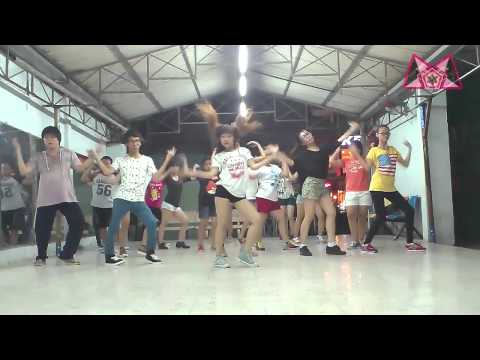 9MUSES(��뮤��) _ TICKET Dance Cover by BoBo's class