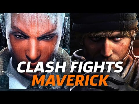 Rainbow Six Siege Is Total Chaos When Maverick Torches Clash's Shield