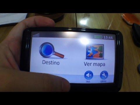 Como actualizar mapas y radares GPS Garmin