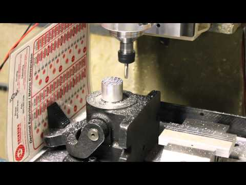 Shop Made CNC High Speed Milling Spindle