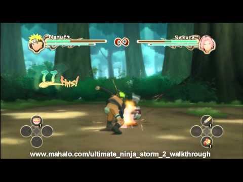 Naruto Shippuden Ultimate Ninja Storm 3 Story Side Quests - Optional