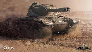 World of Tanks (Xbox One) T54E1 Ein Stabiler Autoloader