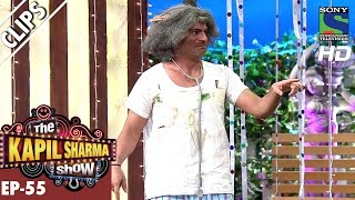 Kajol Meets Handsome Dr. Gulati -The Kapil Sharma Show-Ep.55-29th Oct 2016