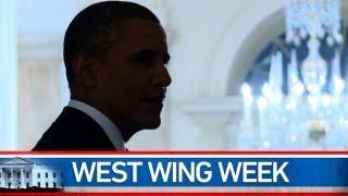 West Wing Week 09/13/13 or,