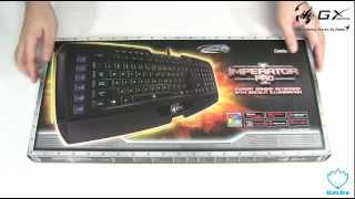 Genius GX Imperator Pro Gaming Tastatur Unboxing & Kurzreview