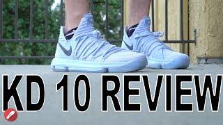 Nike Kd 10 Review!