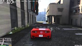Grand Theft Auto V on G3258 / HD6950 TEST