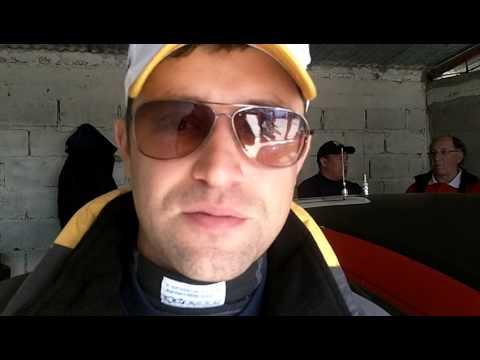 Nota con el Bede fernandez del tn clase 2 Carrera dia 19 de octubre