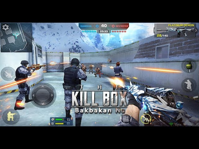 The Killbox Bakbakan Na Main