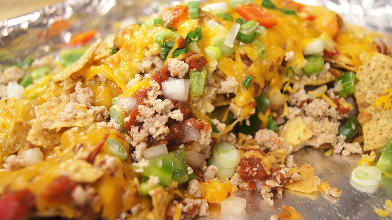 Nick's Chicken Nacho Recipe - YouTube
