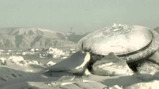 Nazi Bell UFO Crash Footage Antarctica 1976 Leaked by Government Insider