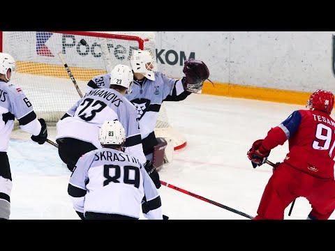 Плей-офф МХЛ'19/20: «Локо» — ХК «Рига» — 4:0