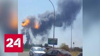 Взрыв в Болонье: один человек погиб, 55 пострадали - Россия 24