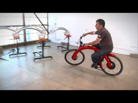Origin of idea: The Perfect Electric Bike Design