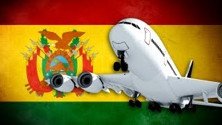 US Snowden Search Enrages Bolivia