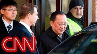 Sweden helps negotiate release of US prisoners in North Korea