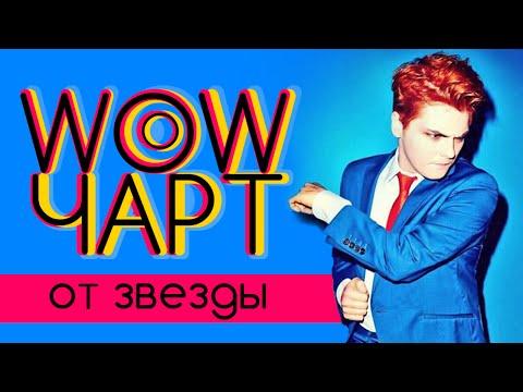 Gerard Way  - WOW Чарт от звезды