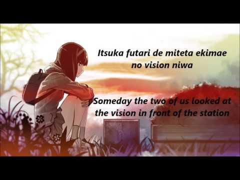 Yuna Ito - Alone again W/Lyric [Eng/Rom]