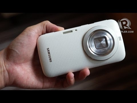 Galaxy K Zoom Hands-On Review