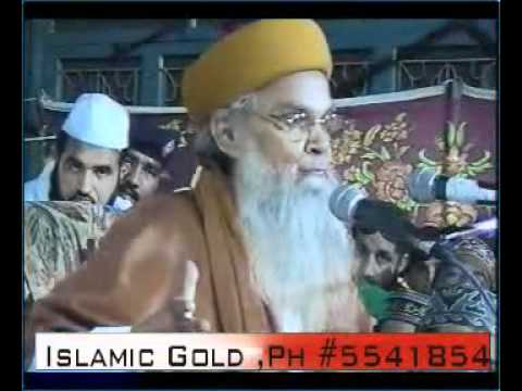 Moulana Hashmi Miyan--allah Ka Noor video
