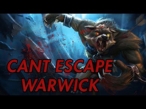 Can't Escape Warwick