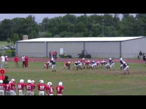 Jamie Wimsatt RB #1 Stewarts Creek Middle School