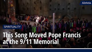 The Song That Moved Pope Francis 34 Let There Be Peace On Earth 34