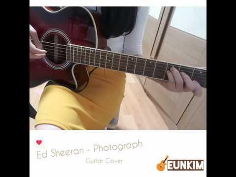[은킴] Photograph - Ed SheeranGuitar cover (me before you OST)