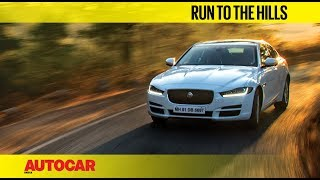 Run to the Hills - Pachmarhi | With Jaguar XE | Autocar India