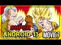 DragonBall Z Abridged MOVIE Super Android 13 TeamFourStar TFS mp3