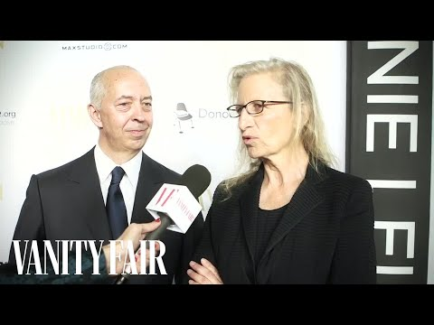 Vanity Fair, Leon Max, and Benedikt Taschen Celebrate Annie Leibovitz