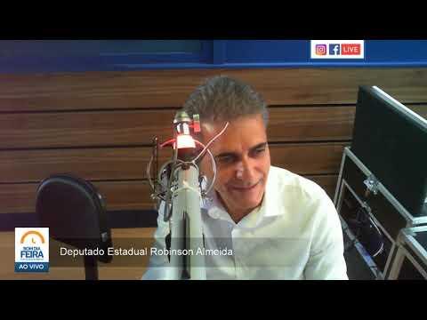Deputado Estadual Robinson Almeida analisa atuações políticas em 2019 e relata pretensões para 2020