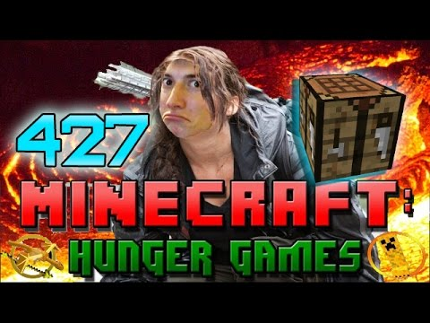Minecraft: Hunger Games w Mitch Game 427 Diamonds But No Crafting Table