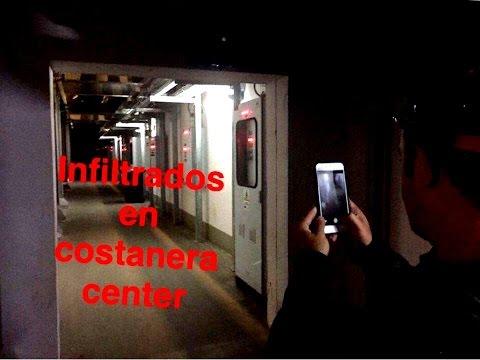 Cómo infiltrarse al Costanera Center y pasar la noche (tutorial) -con Desvelado