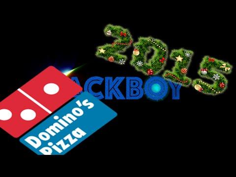 FIRST VIDEO IN 2015 || CHALLENGE #2 || RETO #2 || Publicidad DOMINOS PIZZA