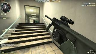 Counter-strike Global Offensive Hostage Rescue Office (1080p)