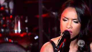 Jennifer Hudson Video - Jennifer Hudson - I Remember Me LIVE @ AOL Sessions