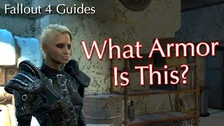 Fallout 4: What Armor is This? (How to Get the BoS Officer's Uniform)