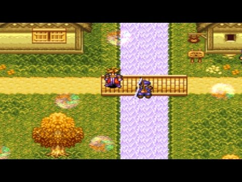The Best RPGs Ever: Terranigma Game Review
