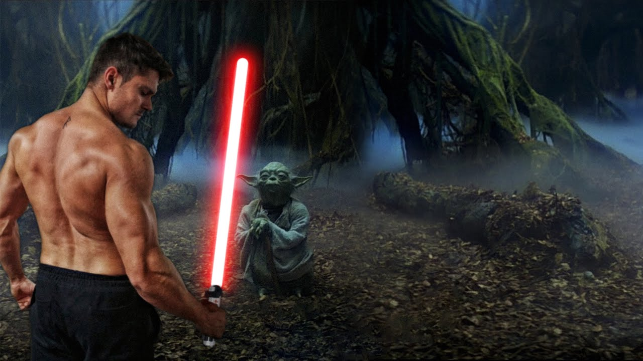 Jedi Training - May the 4th be with you!
