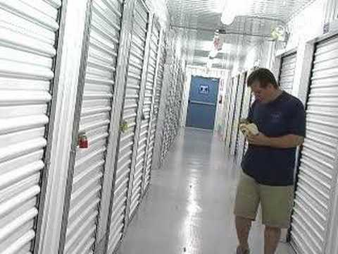 Self Storage Tips 2 - Lost
