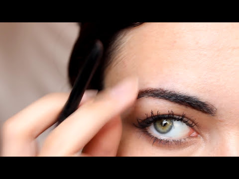 How To: Change The Shape Of Your Eyebrows