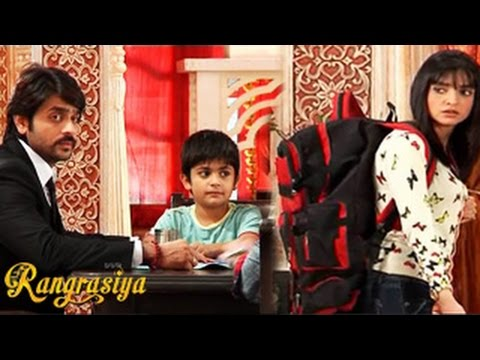 Rangrasiya 7th August 2014 FULL EPISODE HD | Myrah's ENTRY & NEW TWISTS